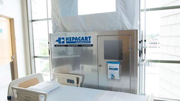 hospital clean room