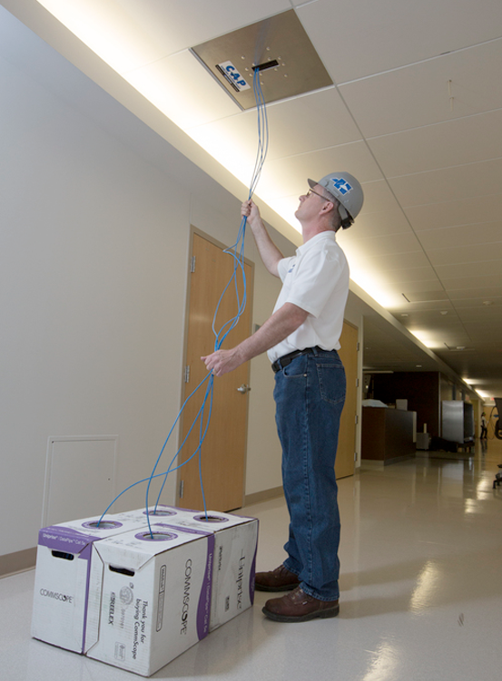 Hepacart Infection Control Dust Containment Systems