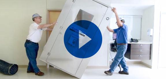 hepa machine