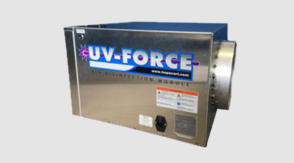 UV-FORCE Airborne Disinfection