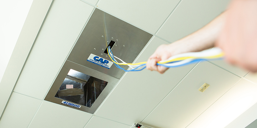 Benefits of Using Cabling Access Points in Healthcare Facilities